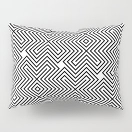 Op Art 24 Pillow Sham