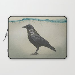 Raven Band Laptop Sleeve