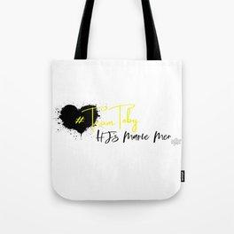 Team Toby Tote Bag
