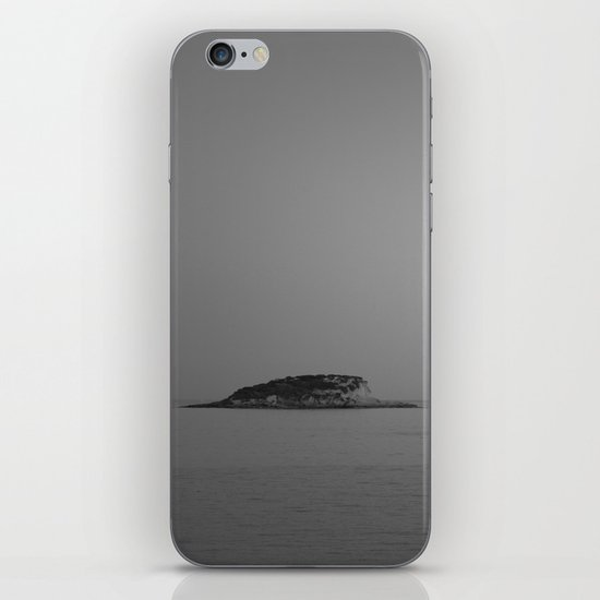 Emerged From The Sea iPhone & iPod Skin
