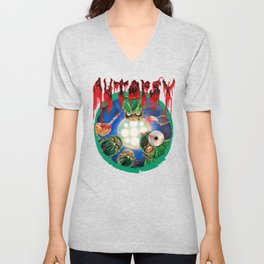 Autopsy Severed Survival Unisex V-Neck