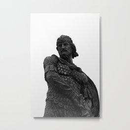 Skopje II Metal Print