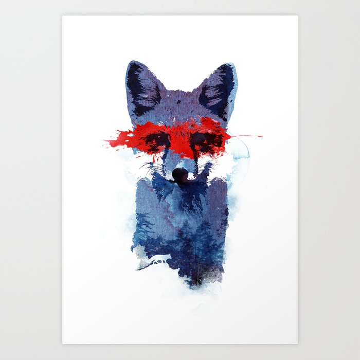 Discover the motif THE LAST SUPERHERO by Robert Farkas  as a print at TOPPOSTER