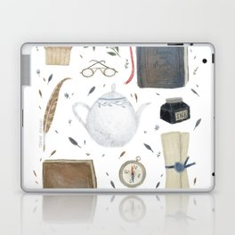 House of the Wise Laptop & iPad Skin