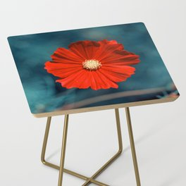 Cool Red Side Table