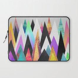 Colorful Peaks Laptop Sleeve