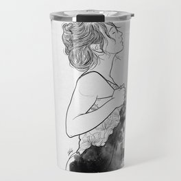 Deep ocean of secrets. Travel Mug