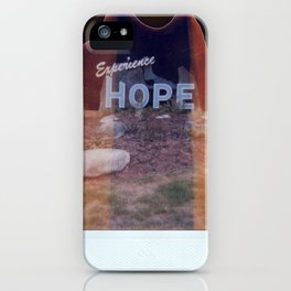 Experience Hope Sun660 Expired Color iPhone Case