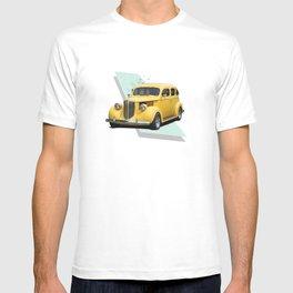 1938 Dodge 4 Door Frunt End T-shirt