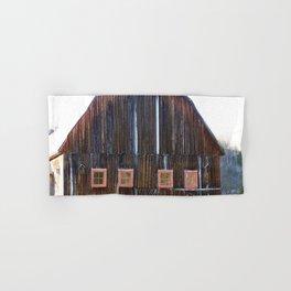 Rustic Old Country Barn Hand & Bath Towel