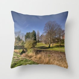 Court Lodge Appledore Throw Pillow