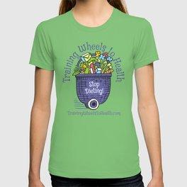 Training WheelsTo Health T-shirt