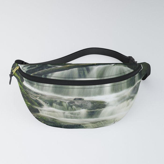 Waterfall Forest Fanny Pack