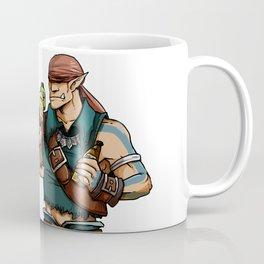 Blank and Marcus Coffee Mug