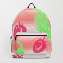 Berries and Coconuts Backpack
