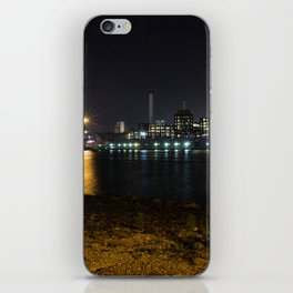Baltimore, Inner Harbor iPhone Skin