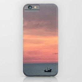 Sunset Treasure iPhone Case