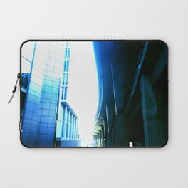 fly over london Laptop Sleeve