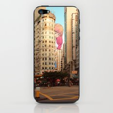 Wan Chai iPhone & iPod Skin