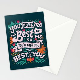 Magic Shop Stationery Cards