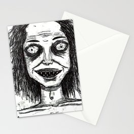 CRAZY DUDE Stationery Cards