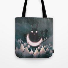 Come Closer Tote Bag
