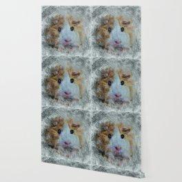 Artistic Animal Guinea Pig 3 Wallpaper