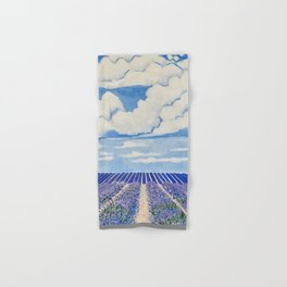 Lavender Fields Forever  Hand & Bath Towel