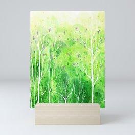 Beautiful Forest Mini Art Print