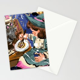 The Witchy Baker Stationery Cards