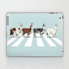 Llama The Abbey Road #1 Laptop & iPad Skin