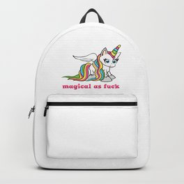 Magical as fuck Backpack