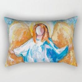 Angel Of Harmony 18x24 Rectangular Pillow
