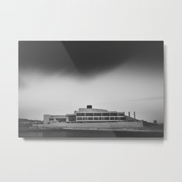 Champalimaud Foundation III Metal Print