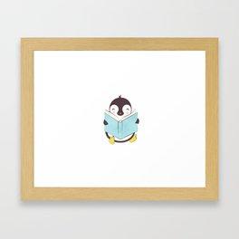 PENGUIN READS Framed Art Print