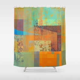 rising concern. now Shower Curtain