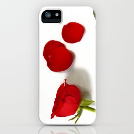 Butterfly-Rose iPhone Case