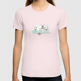 Happy Christmas Camper T-shirt