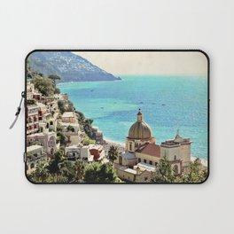 Duomo in Positano Laptop Sleeve