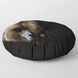 Grizzly Floor Pillow