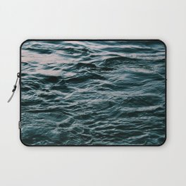 Byron Bay Ocean Blanket Laptop Sleeve