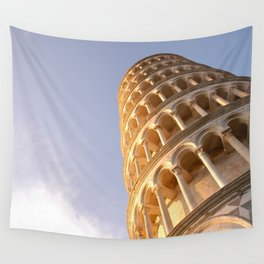The tower Wall Tapestry
