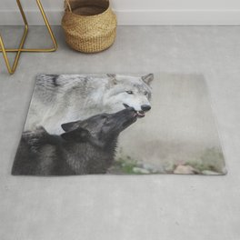 Submitting to the Alpha Rug