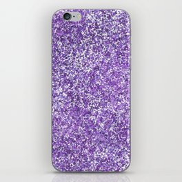 Purple Haze iPhone Skin