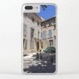 Avignon Clear iPhone Case