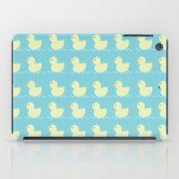 ducks iPad Cases featuring Ducks  by Art à la Mutuz