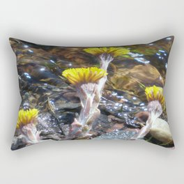 Coltsfoot Rectangular Pillow