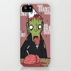 Brains! Slim Case iPhone (5, 5s)