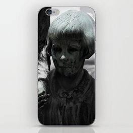 A Daughters Grief   iPhone Skin