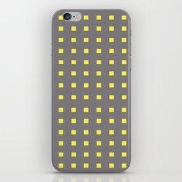 Lemon Squares on Slate  iPhone Skin